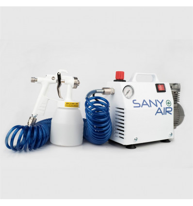 KIT SANIFICAZIONE NEBULIZZATORE MADE IN ITALY